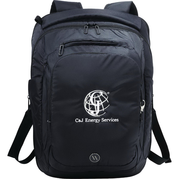 elleven (TM) Stealth Checkpoint-Friendly Backpack