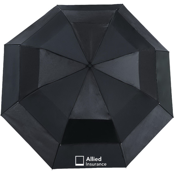 "55"" totes (R) Auto Open Vented Golf Umbrella"