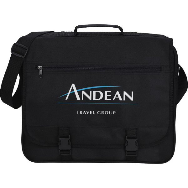 The Anchorage Messenger Bag