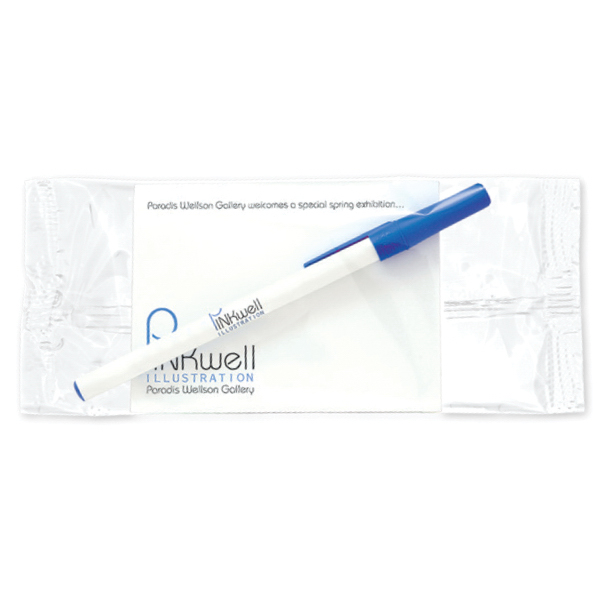 Bic (R) Round Stic (R) + Notepad - 25 sheets