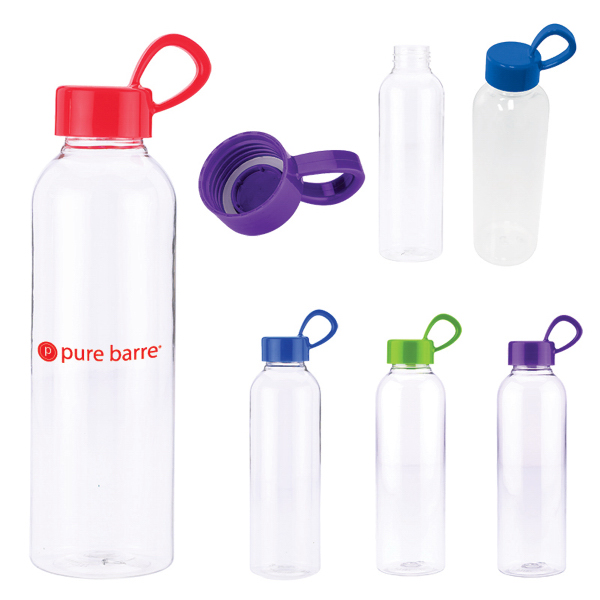 20 oz. PET Water Bottle