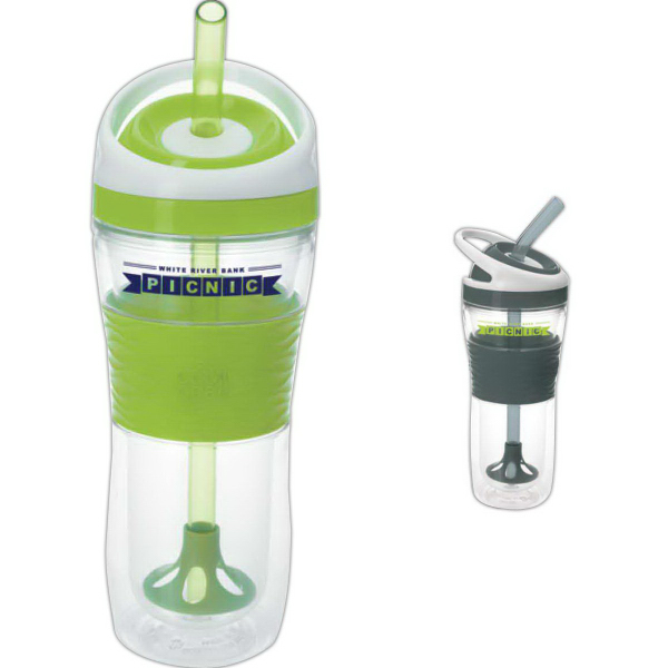 Cool Gear (TM) Smoothie Tumbler - 20 oz