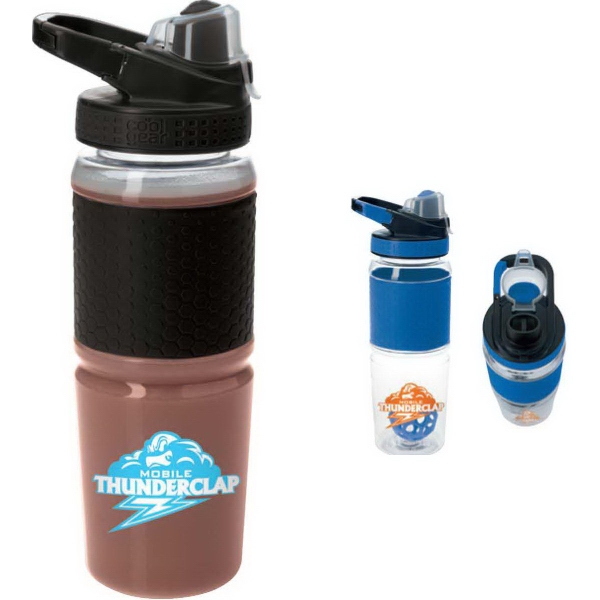 Cool Gear (TM) Shaker Bottle - 24 oz
