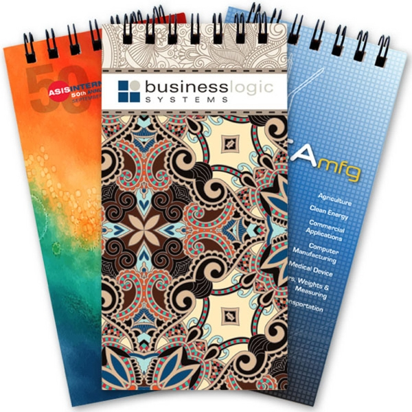 HDI Custom 4x8 Notebook