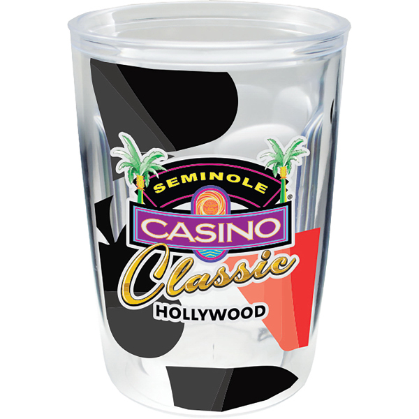 14 oz Thermal Tumbler Clear Printed Insert