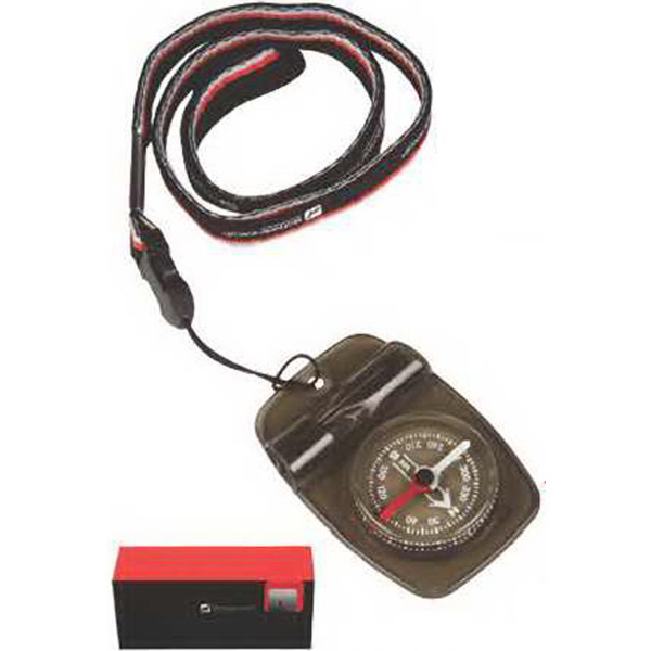 Schwarzwolf Compass on Strap with Gift Box
