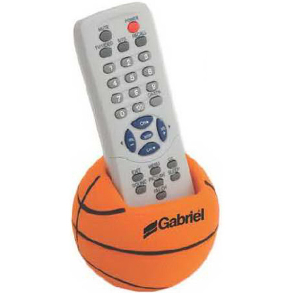 Basketball Cell Phone/Media Holder