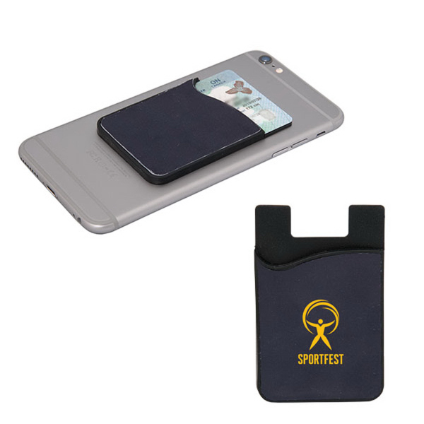 Blemish Buster Smartphone Wallet with Screen Cleaner