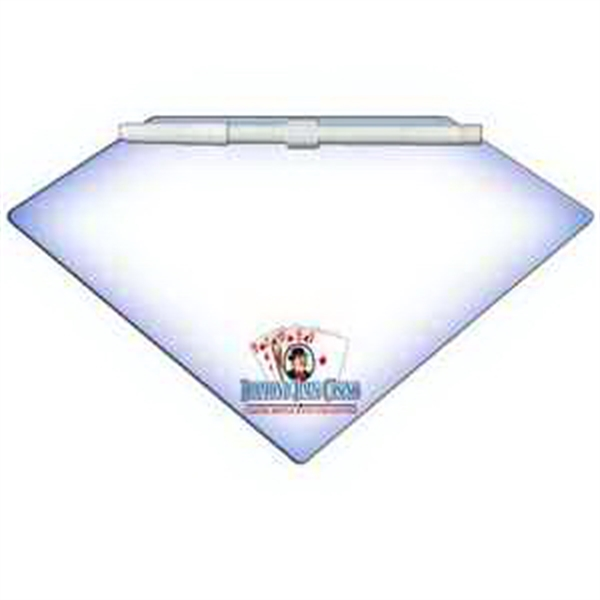 Diamond Erasable Memo Board