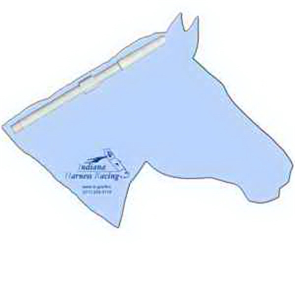 Horse Erasable Memo Board