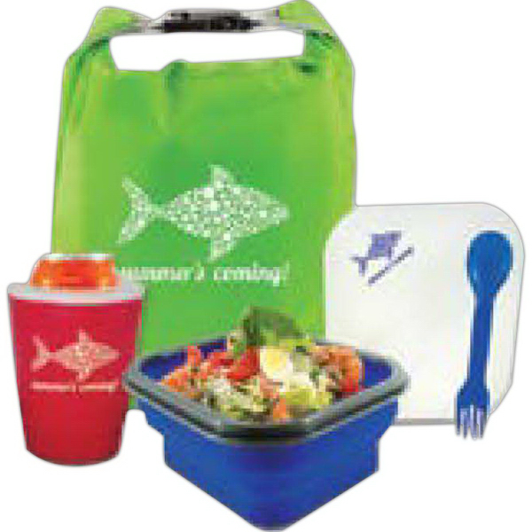 Roll and Clip Cooler Kit