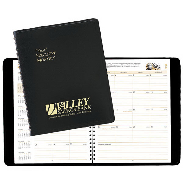 Marquis Executive Monthly Planner