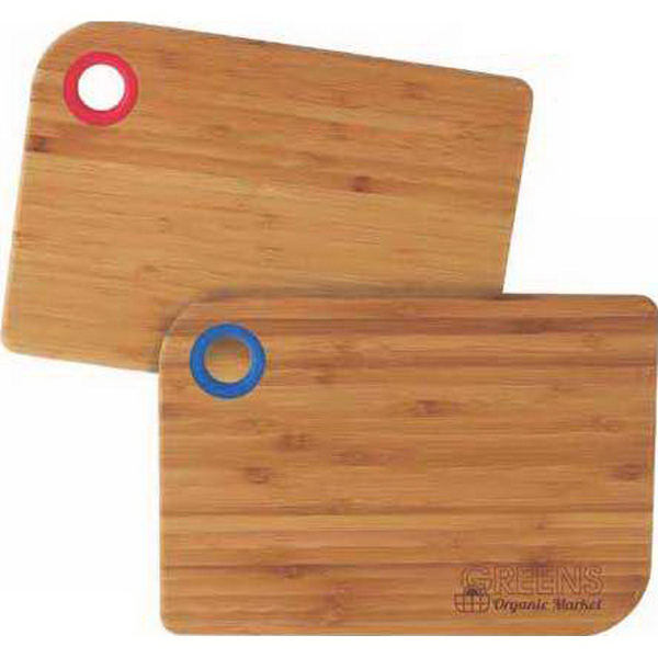 Mini Bamboo Cutting Board