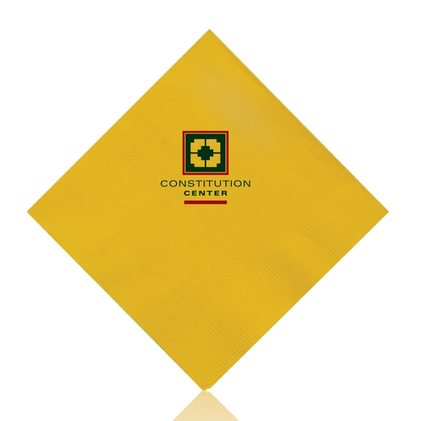 Luncheon Napkins- Yellow