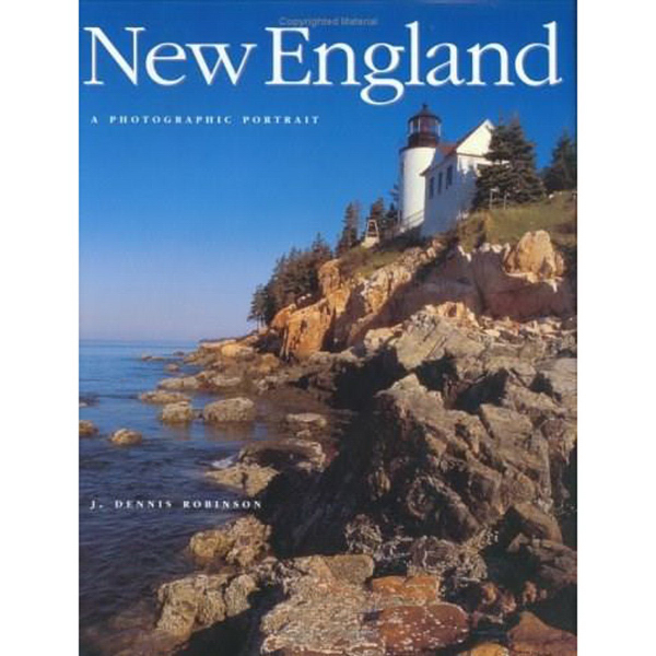 NEW ENGLAND:  A PHOTOGRAPHIC PORTRAIT