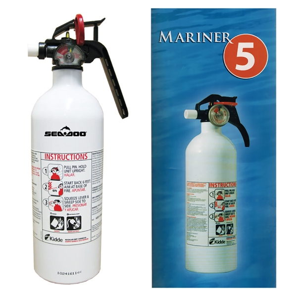 Marine Fire Extinguisher