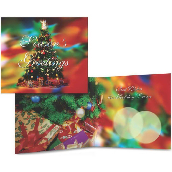Holiday Musical Card - Season's Greetings