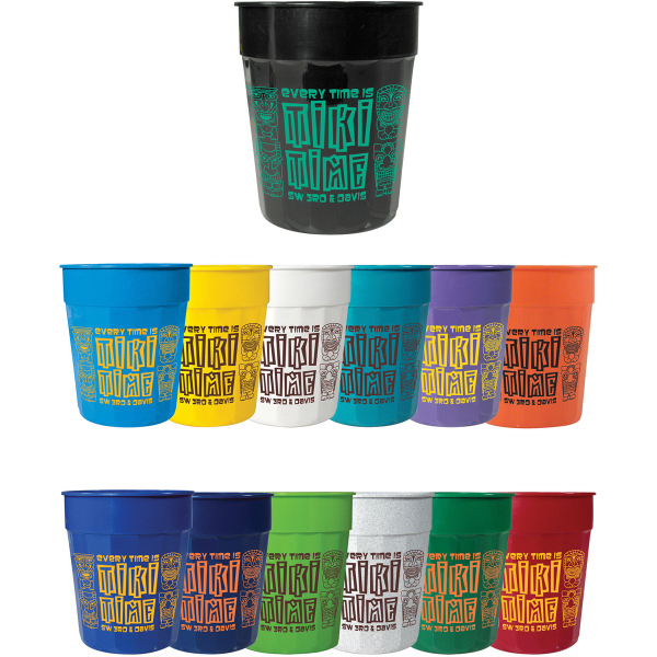 24-oz. Fluted Stadium Cup