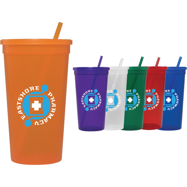 32 oz Jewel Tumbler
