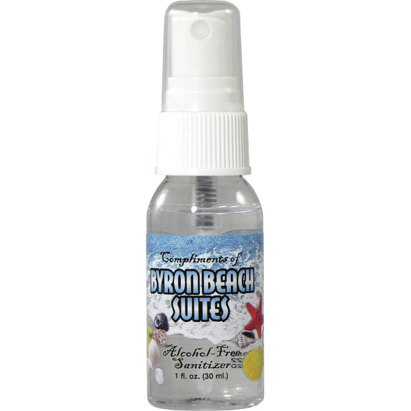 Non-Alcohol 1 oz Spray Sanitizer