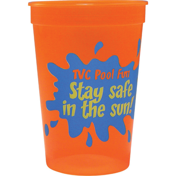16 oz Jewel Stadium Cup