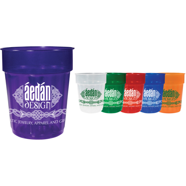 16 oz Fluted Jewel Stadium Cup