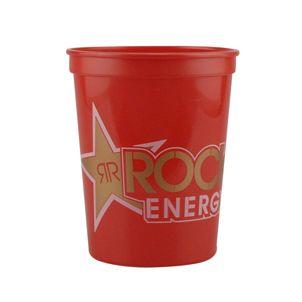 16 oz. Stadium Cup Red