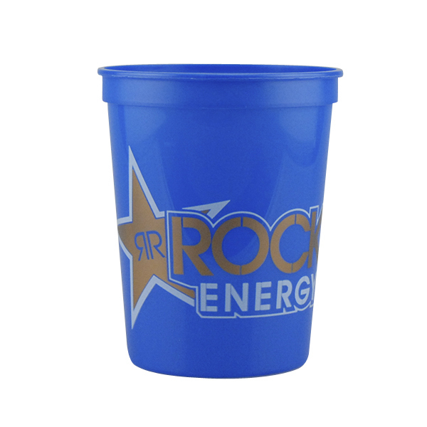 16 oz. Stadium Cup Blue