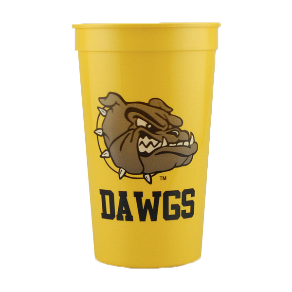 22 oz. Stadium Cup-Yellow