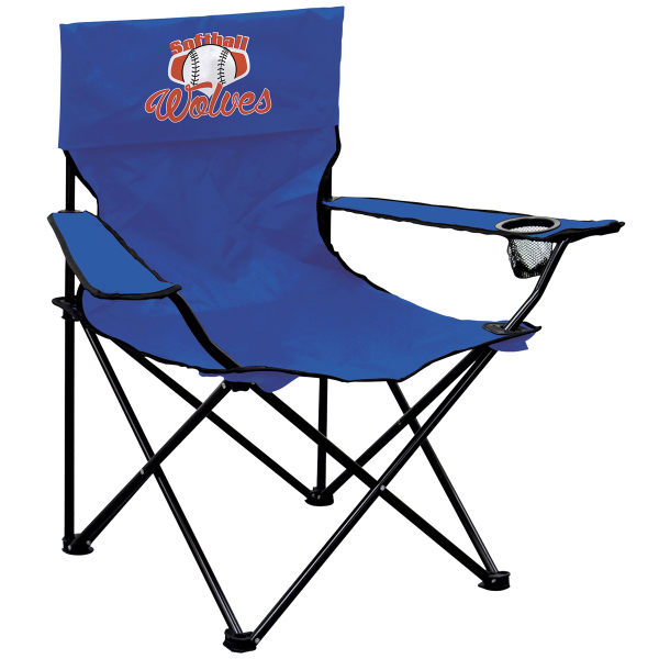 One-Sided Full-Color Thermal Imprint Event Chair
