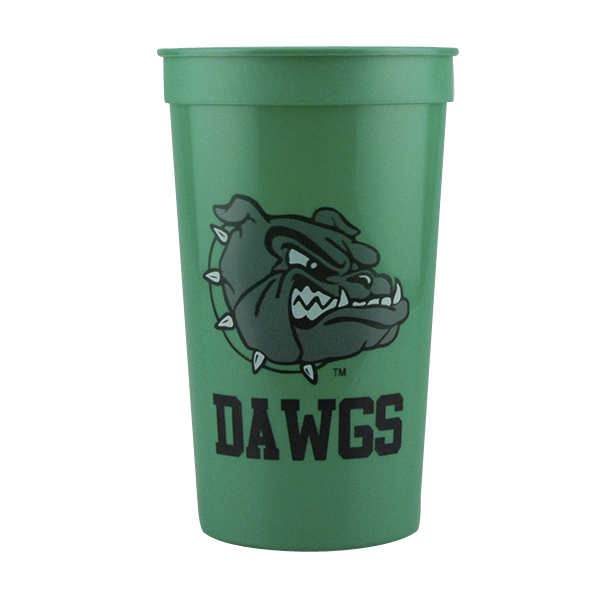 22 oz. Stadium Cup-Green
