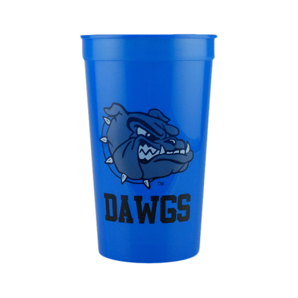 22 oz. Stadium Cup-Blue