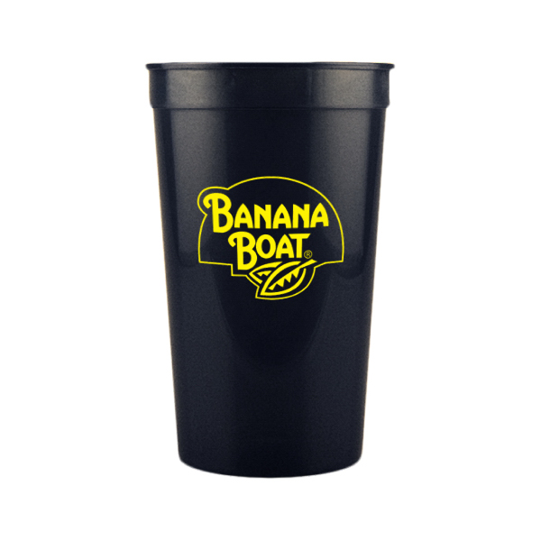 22 oz. Stadium Cup-Dark Blue