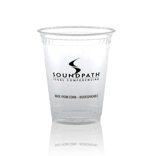 7 oz Clear Greenware Cup