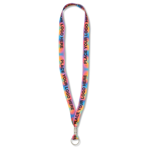 "3/4"" Full Color Lanyard"