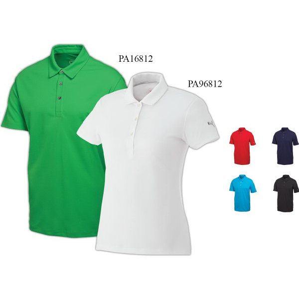 Women's Puma Golf Essential Polo