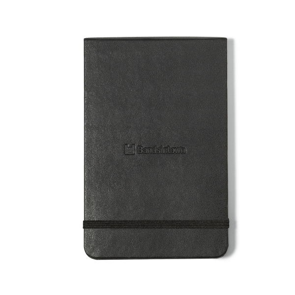Moleskine (R) Hard Cover Ruled Pocket Reporter Notebook