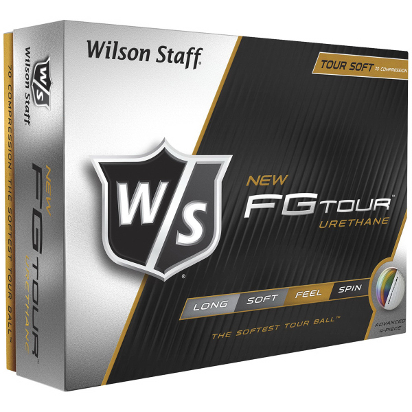 Wilson Staff FG Tour Urethane Golf Ball