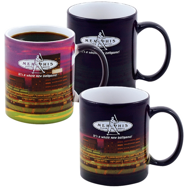 Mystique (R) Full Color Stoneware Mug - 11oz.