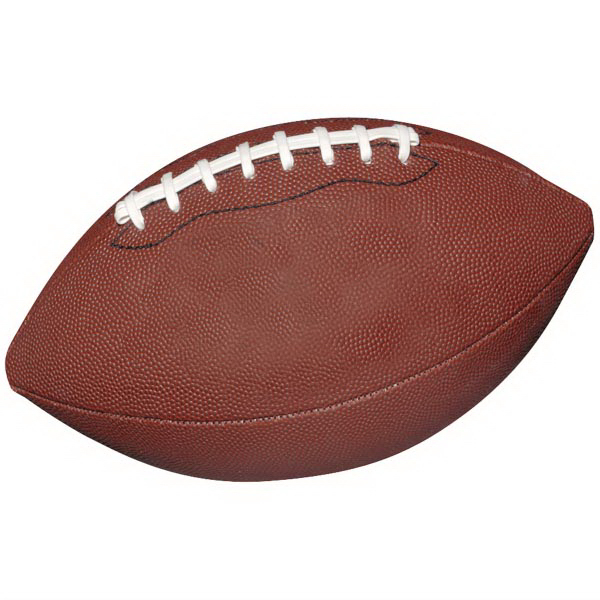 Full Color Football Soft Surface Mouse Pad