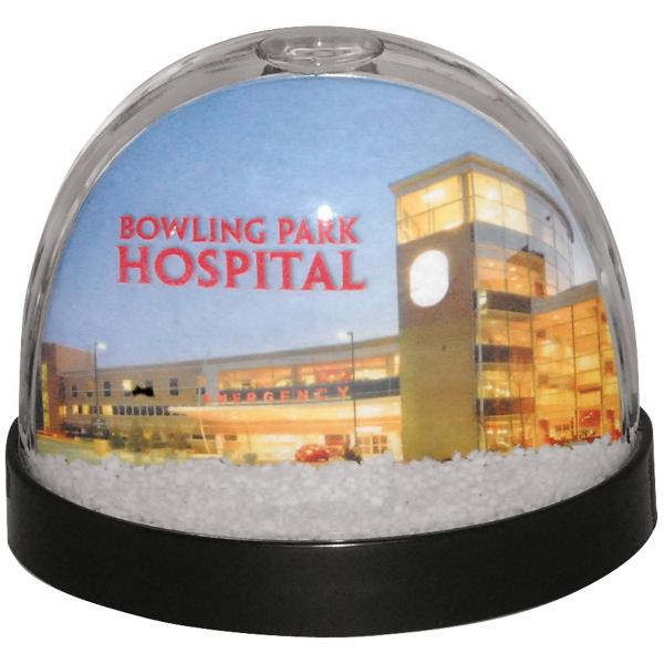 Full Color Snow Globe