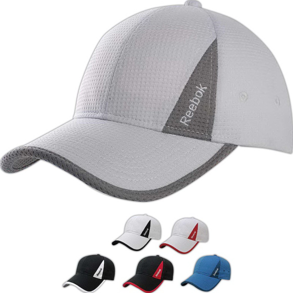 Reebok Soft Structured Low Profile 6 Panel Cap