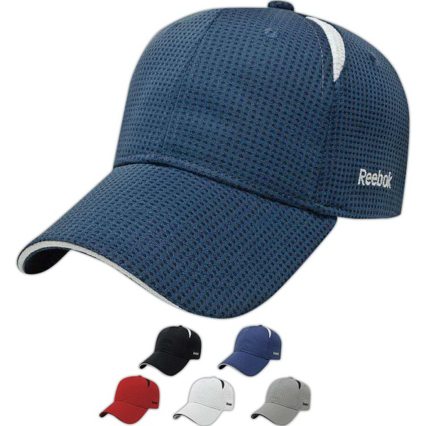 Reebok Structured Low Profile 6 Panel Cap