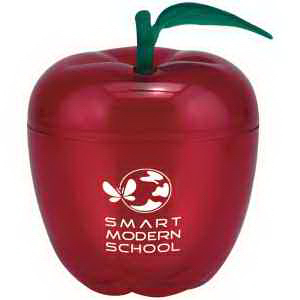 Big Apple Shaped Container