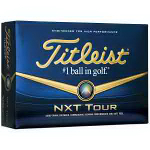 Titleist (R) NXT (R) Tour Golf Ball