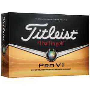 Titleist (R) Pro V1 (R) Golf ball