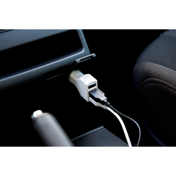 Three USB Port 4.4 A Car Chargers