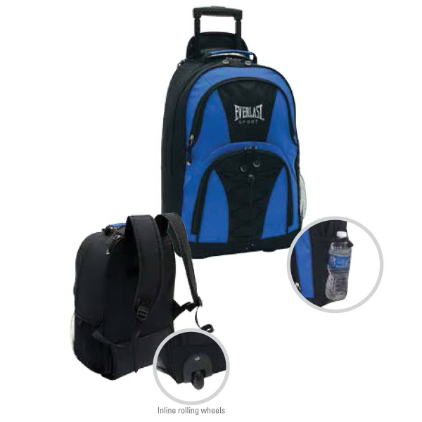 "21"" Rolling Backpack"