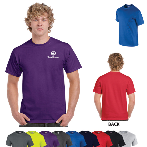 Gildan Ultra Cotton Classic Fit Adult T-Shirt 6 oz. - Colors