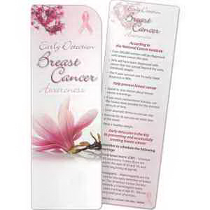 Bookmark - Breast Cancer Awareness: Early Detection